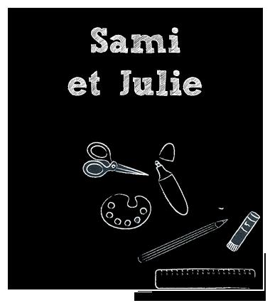 Rentrée Scolaire : Sami et Julie