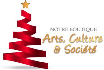 Noël prodigieux : Notre boutique Arts, Culture & Société