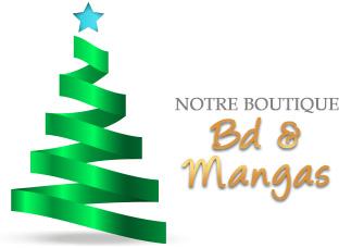 Noël prodigieux : Notre boutique de BD & Mangas