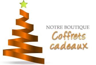 Noël prodigieux : Notre boutique de Coffrets Cadeaux