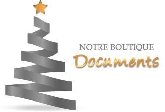 Noël prodigieux : Notre boutique de Documents