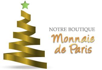Noël prodigieux : Notre boutique Monnaie de Paris