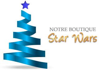 Noël prodigieux : Notre boutique de Star Wars
