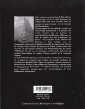 Les fortifications des Plantagenêts en Poitou ; 1154-1242 - 4ème de couverture - Format classique