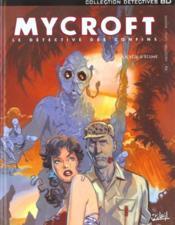 Mycroft inquisitor t.2 ; la bête d'écume - Intérieur - Format classique