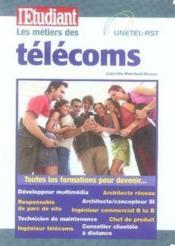 Les métiers des télécoms - Couverture - Format classique
