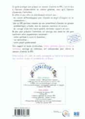 Culture Generale ; Epreuve Ecrite Et Entretien - 4ème de couverture - Format classique