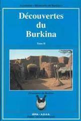 Découvertes du Burkina t.2 - Couverture - Format classique
