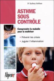 Asthme Sous Controle - Intérieur - Format classique