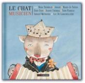 Le chat musicien - Couverture - Format classique