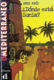 Dónde está Sonia ? nivel 1 - Couverture - Format classique