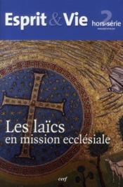 Revue Esprit Et Vie ; Les Laïcs En Mission Ecclésiale - Couverture - Format classique