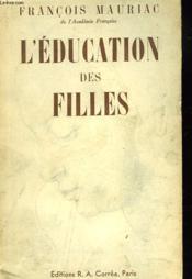 L'Education Des Filles - Couverture - Format classique