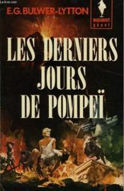 Les Derniers Jours De Pompei ( The Last Days Of Pompei) - Couverture - Format classique