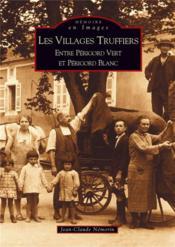 Les villages truffiers - Couverture - Format classique