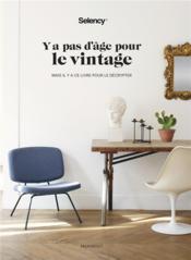 Y'a pas d'âge pour le vintage - Couverture - Format classique