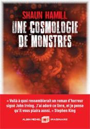 Une cosmologie de monstres - Couverture - Format classique