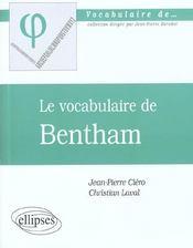 Bentham - Intérieur - Format classique