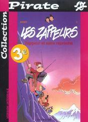 Les Zappeurs Pirate T.3 ; Zappeur Et Sans Reproche - Intérieur - Format classique