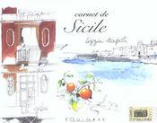 Carnet de sicile - Intérieur - Format classique