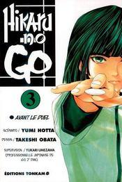 Hikaru no go t.3 ; avant le duel - Intérieur - Format classique