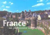 France Patrimoine - Intérieur - Format classique