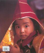 Monasteres Bouddhistes Himalayens - 4ème de couverture - Format classique