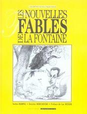 Les nouvelles fables de La Fontaine - Intérieur - Format classique