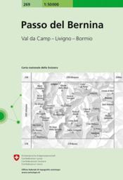 Passo del bernina - Couverture - Format classique