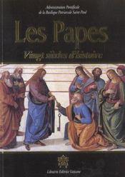 Les Papes - Intérieur - Format classique