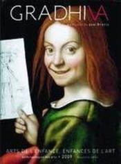 Gradhiva N.9 ; Art De L'Enfance, Enfances De L'Art - Couverture - Format classique