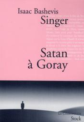Satan à Goray - Couverture - Format classique