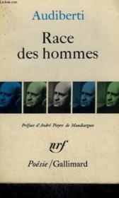 Race Des Hommes Suivi De L'Empire Et La Trappe. ( Extrait ). Collection : Poesie. - Couverture - Format classique