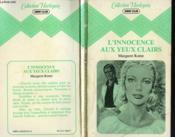 L'Innocence Aux Yeux Clairs - Couverture - Format classique