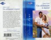 Un célibataire à marier - Couverture - Format classique