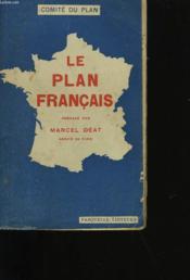 Le Plan Francais. Doctrine Et Plan D'Action. - Couverture - Format classique