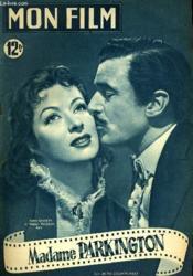 Mon Film N° 207 - Madame Parkington - Couverture - Format classique