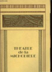Entracte Du Mois N°9 - Supplement Au Programme Du Theatre - Theatre De La Michodiere - Coup De Chapeau De Bernard Slade - Couverture - Format classique