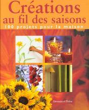 Creations Au Fil Des Saisons - Intérieur - Format classique