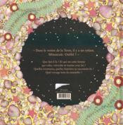 Dans le ventre de la terre - 4ème de couverture - Format classique