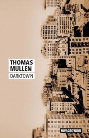 Darktown - Couverture - Format classique