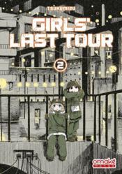 Girls last tour T.2 - Couverture - Format classique