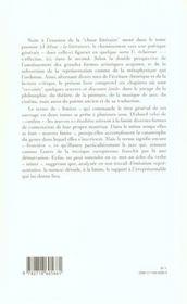 Limites Des Beaux Arts Tome2 - 4ème de couverture - Format classique