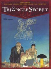 Le triangle secret t.5 ; l'infâme mensonge - Intérieur - Format classique