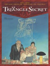 Le triangle secret t.5 ; l'infâme mensonge - Couverture - Format classique