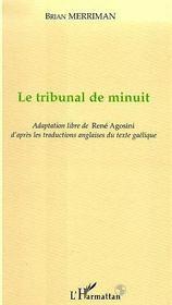 Le Tribunal De Minuit - Intérieur - Format classique
