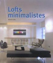 Lofts Minimalistes - Couverture - Format classique