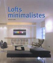 Lofts Minimalistes - Intérieur - Format classique