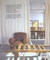 Lofts Minimalistes - 4ème de couverture - Format classique