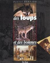 Des Loups Et Des Hommes - Intérieur - Format classique